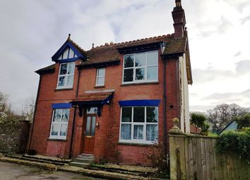 Thumbnail 3 bed semi-detached house for sale in Fairacre Lodge, Lyme Road, Axminster