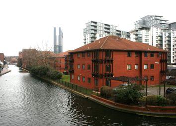 Thumbnail 2 bedroom flat to rent in Bridge Street, Birmingham