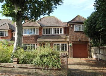 5 bed detached house for sale in Woodcote Road, Caversham Heights, Reading RG4