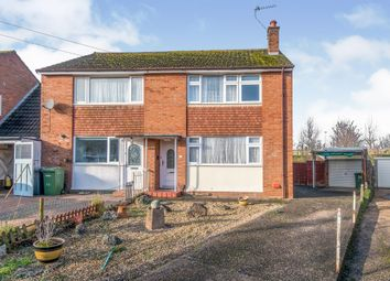 3 bed semi-detached house for sale in Blenheim Road, Exeter EX2