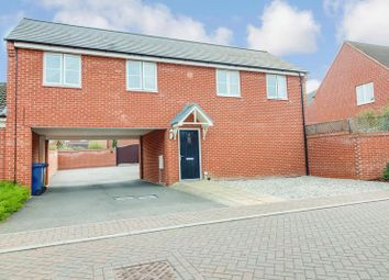 Thumbnail 2 bed property to rent in Dixy Close, St. Neots