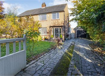 Thumbnail 3 bed semi-detached house for sale in Park Road, Carlisle