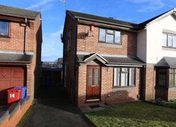 Thumbnail 2 bedroom semi-detached house for sale in Bambury Street, Adderley Green