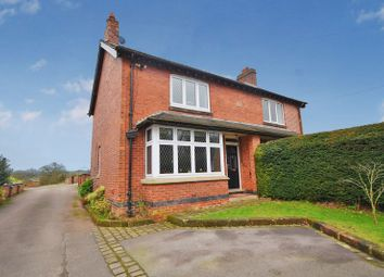 Thumbnail 3 bed semi-detached house for sale in Cheadle Road, Oakamoor, Stoke-On-Trent