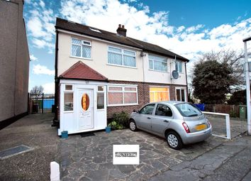 Thumbnail 4 bedroom semi-detached house for sale in Sylvan Avenue, Chadwell Heath