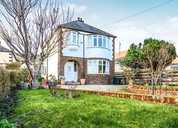 Thumbnail 4 bed detached house for sale in Abergele Road, Llanddulas, Abergele