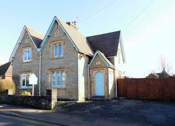 3 bed semi-detached house for sale in Lake Road, Hamworthy, Poole BH15