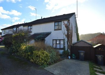 Thumbnail 3 bed semi-detached house for sale in Hazelwood Close, Honiton, Devon