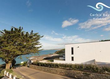 Thumbnail 3 bed flat for sale in Compass Point, Carbis Bay, Cornwall