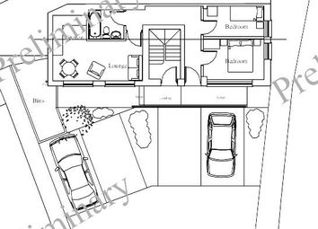 Thumbnail 2 bed flat for sale in Ground Floor Flat, Station Rd, St Clears