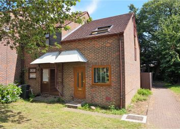 Thumbnail 2 bed end terrace house for sale in Orbit Close, Walderslade, Chatham