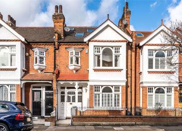 Thumbnail 4 bedroom terraced house for sale in Wakehurst Road, London