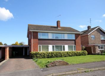 Thumbnail 4 bed detached house for sale in The Cleave, Harwell, Didcot