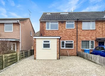 Thumbnail 4 bed end terrace house for sale in Charmouth Grove, Lower Parkstone, Poole, Dorset