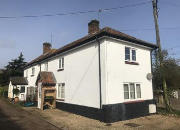 2 bed semi-detached house for sale in Bridge Lane, Hills Road, Watton IP25