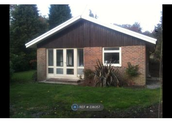 Thumbnail 2 bed bungalow to rent in Brighton Road, Horsham