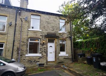 Thumbnail 1 bed terraced house for sale in Whitehall Street, Hipperholme, Halifax