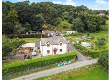 Thumbnail 4 bed detached house for sale in Llechwedd, Conwy