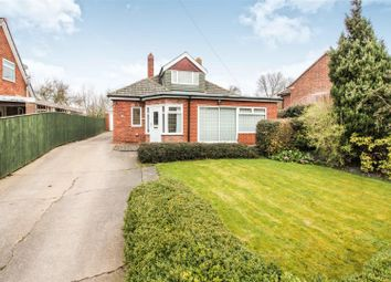 Thumbnail 4 bed detached bungalow for sale in Hobman Lane, Cranswick, Driffield
