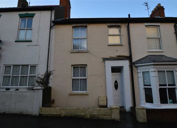 Thumbnail 2 bed terraced house for sale in Cliff Road, Hornsea, East Yorkshire