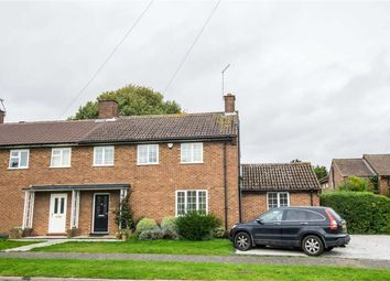 Thumbnail 3 bedroom semi-detached house for sale in Foxdells, Hertford