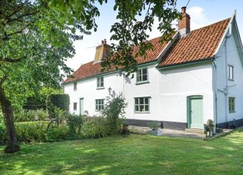 Thumbnail 4 bed farmhouse for sale in South Green, Eye