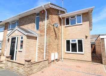 Thumbnail 4 bedroom semi-detached house for sale in Tamworth Road, Portsmouth