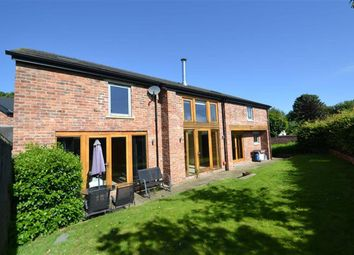 Thumbnail 4 bed barn conversion for sale in Harefield Drive, Wilmslow, Cheshire