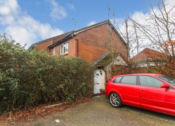 Thumbnail 2 bed end terrace house to rent in Friesland Close, Shaw, Swindon