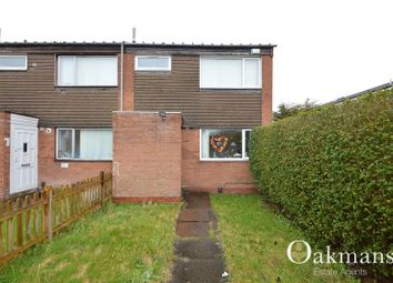 Thumbnail 5 bed end terrace house to rent in Herons Way, Birmingham, West Midlands.