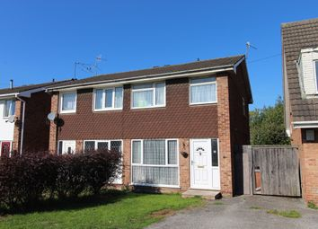 Thumbnail 3 bed semi-detached house for sale in Alford Close, Beeston Rylands, Nottingham