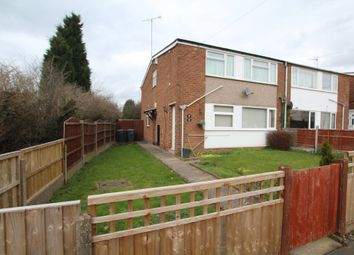 Thumbnail 2 bedroom maisonette for sale in Fieldview Close, Exhall, Coventry