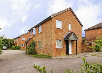 Thumbnail 2 bed semi-detached house for sale in Bingham Close, Emerson Valley, Milton Keynes