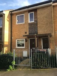 Thumbnail 2 bed terraced house for sale in Bradlaugh Crescent, Northampton