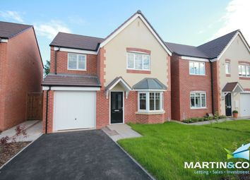 Thumbnail 4 bed detached house to rent in Martineau Gardens, Martineau Drive, Off Balden Rd, Harborne