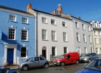 Thumbnail 2 bed flat to rent in Hill Street, Haverfordwest