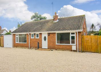 Thumbnail 2 bed detached bungalow for sale in Yew Trees, Main Road, Little Hayward