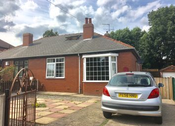 Thumbnail 2 bed semi-detached bungalow for sale in College Road, Castleford