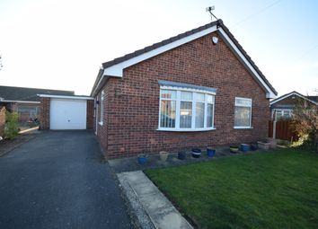 Thumbnail 3 bed detached bungalow for sale in Elm Drive, Finningley, Doncaster