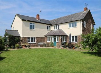 Thumbnail 6 bed detached house for sale in Llangarron, Llangarron, Ross-On-Wye