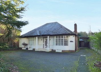 Thumbnail 3 bed detached bungalow for sale in Ringley Road, Whitefield, Manchester, Lancashire