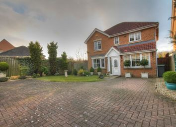 4 bed detached house for sale in Fenwick Way, Consett DH8