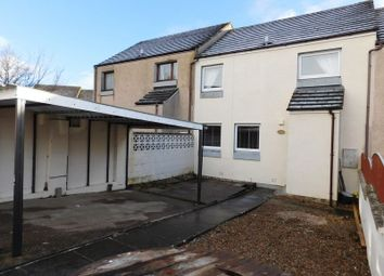 Thumbnail 2 bed terraced house for sale in 17 Lord Thurso Court, Thurso, Caithness