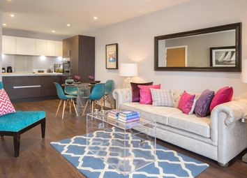 "Thumbnail 2 bedroom flat for sale in ""Azera F"" at Centenary Plaza, Southampton"