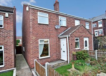 Thumbnail 3 bed semi-detached house for sale in West View, Ackworth, Pontefract