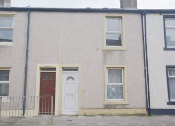 Thumbnail 2 bed terraced house for sale in Moss Bay Road, Workington