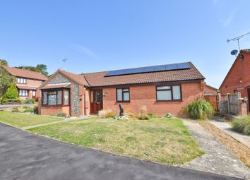 Thumbnail 3 bed detached bungalow to rent in Gorse Close, Mundesley, Norwich