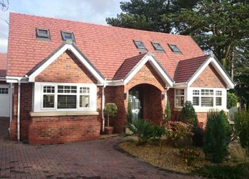 Thumbnail 3 bed detached bungalow for sale in Overlea Gardens, Off Overlea Avenue, Deganwy