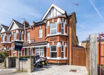 Thumbnail 4 bed flat for sale in Larden Road, London