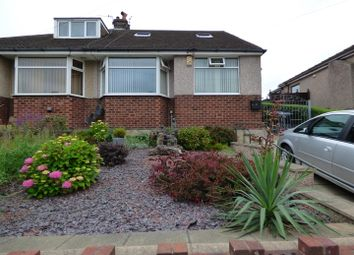 Thumbnail 3 bed semi-detached bungalow for sale in Pennine View, Morecambe